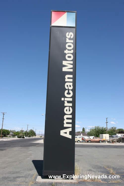 Photographs Of Hawthorne Nevada Old American Motors
