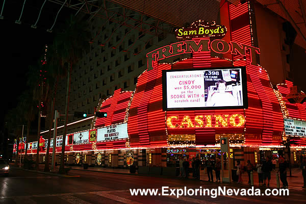 Boyd casino room casino