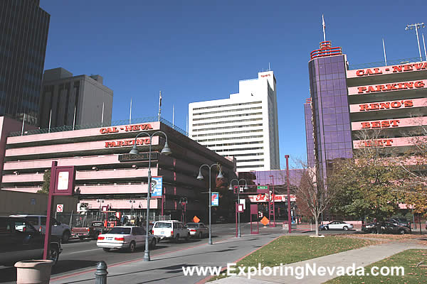 Photographs Of Reno Nevada Downtown Reno Photo 4
