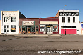 Historic Sites and Points of Interest in Elko County, Nevada
